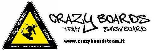 Crazyboards Team Snowboard Umbertide Perugia