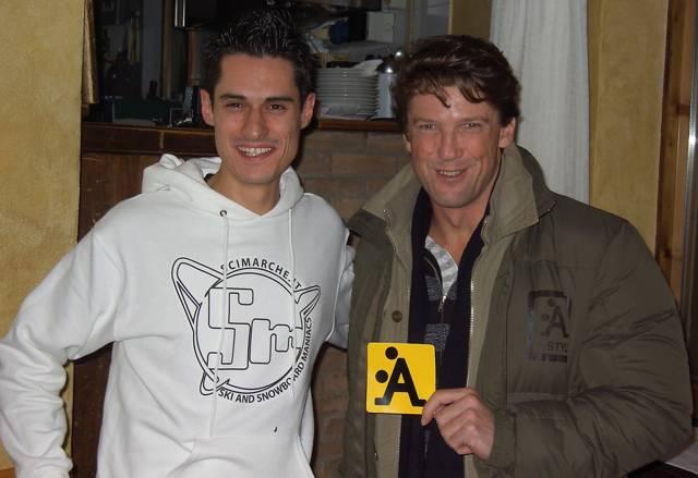 Jonathan Giustozzi & Marco Bruns fondatore e presidente A-Style