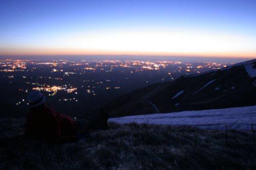 20 Aprile CastelManardo alba della stagione 07 08