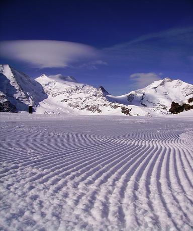 Per tutto il mese di Maggio a Diavolezza - St. Moritz, si può ancora sciare.