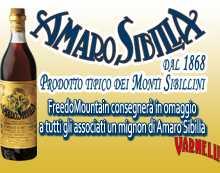 amaro sibilla prodotto tipico dei monti sibillini