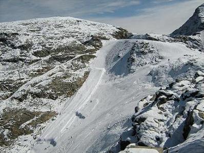 piste da sci al diavolezza engadin st.moritz