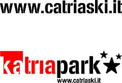 logo del catriaski e del katriapark