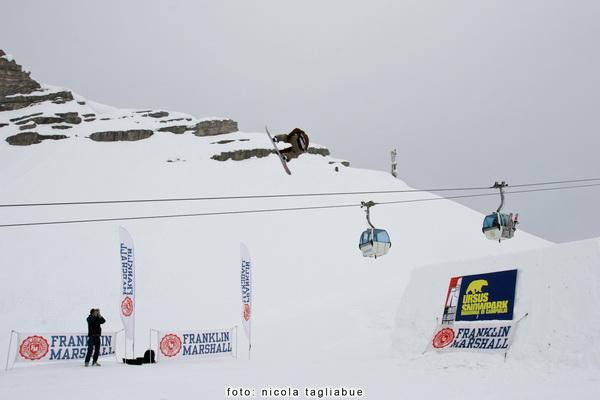 lukas valentini snowboard challenge 2009