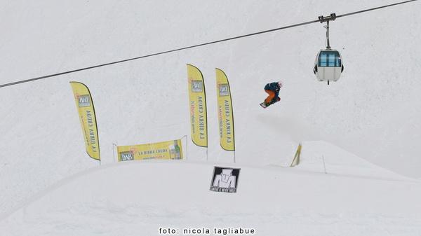 marco concin snowboard challenge 2009