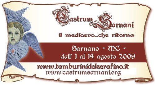 In occasione dell'evento Castrum Sarnani 2009 sconti con la SciMarche CARD