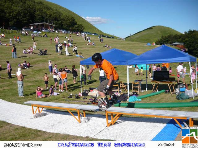 snowsummer 2009 monte nerone