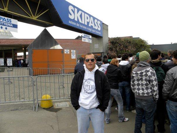 foto fan scimarche.it a Skipass 2009 Modena fiere