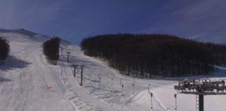 foto pista e skilift