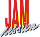 logo jam session les 2 alpes