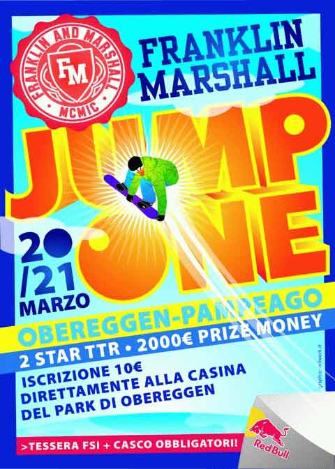 flyer franklin marshall jump one 2010