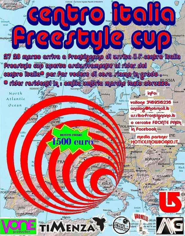 flyer centro italia freestyle cup 2010