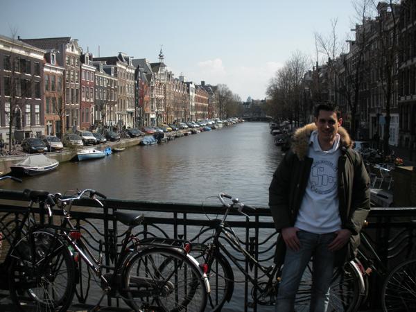 foto canale amsterdam
