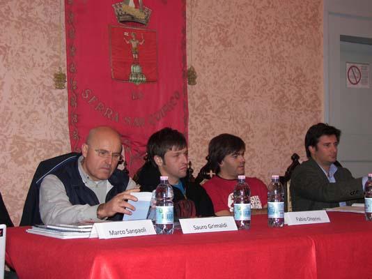 relatori, esperti e professionisti del settore