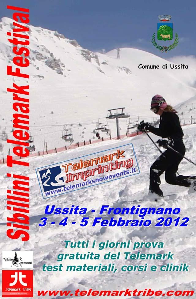 locandina sibillini telemark festival frontignano 2012