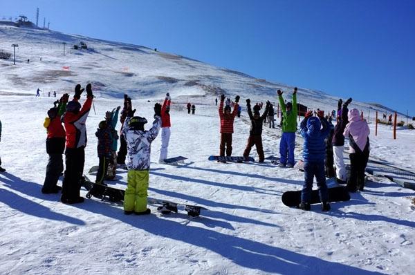 foto Hot Ice Camp X children 2012 Sarnano