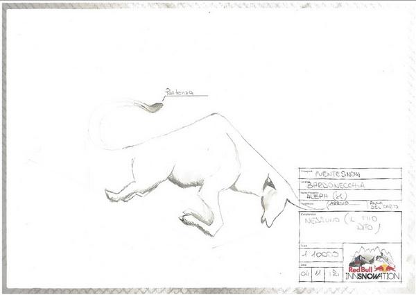 locandina redbull innsnowation skipass 2012