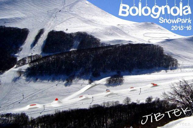 Bolognola snowpark