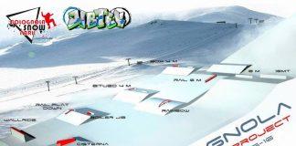 snowpark pintura di bolognola