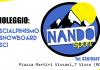 Nando sport - Visso - noleggio e manutenzione: sci alpinismo - snowboard - sci
