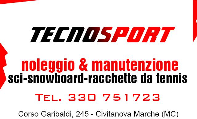 banner Tecnosport Civitanova Marche