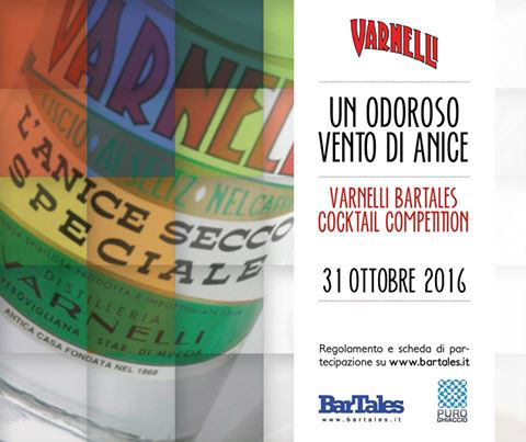 varnelli bartales cocktail competition
