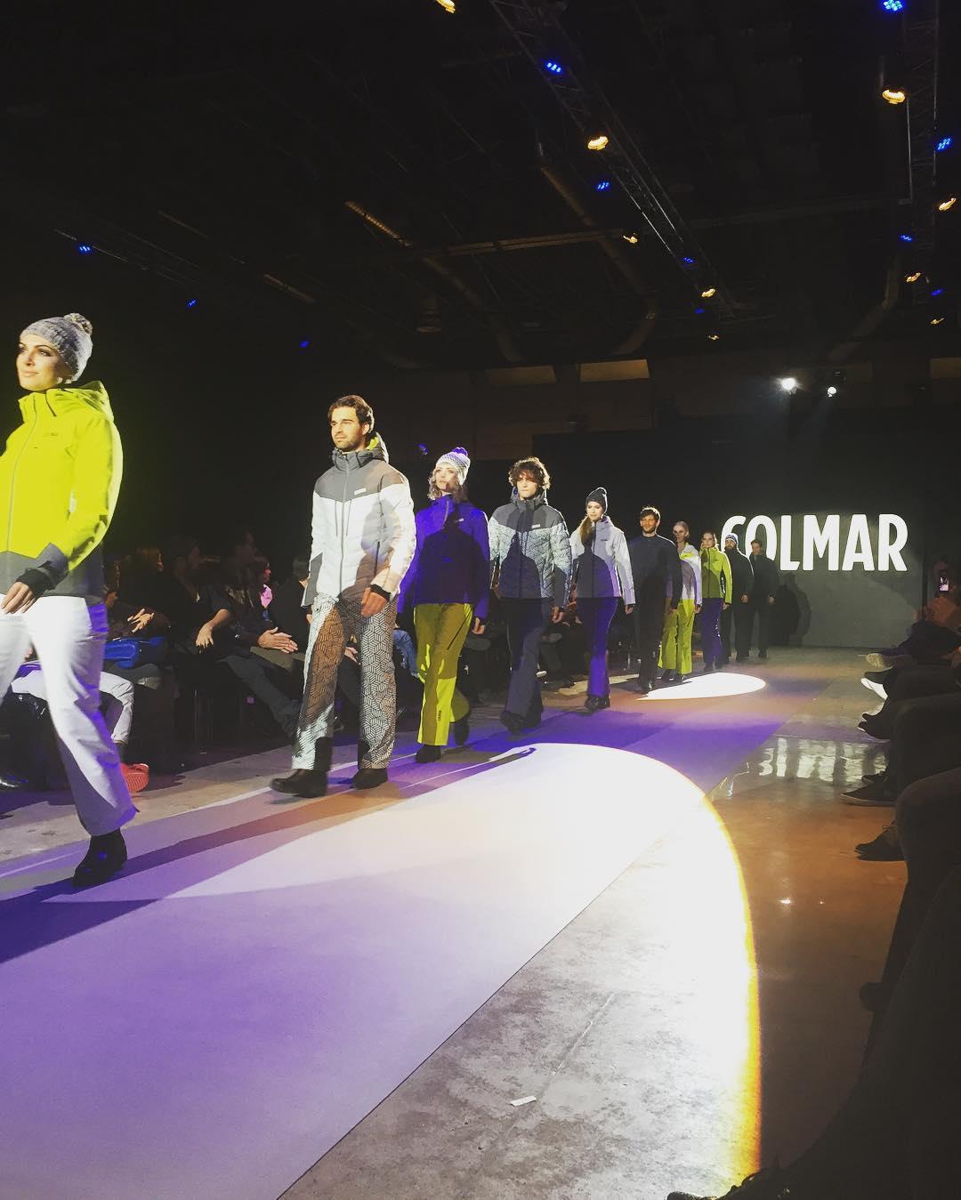 Abbigliamento tecnico, inverno 2017 - Photo Credits: imageamsterdam