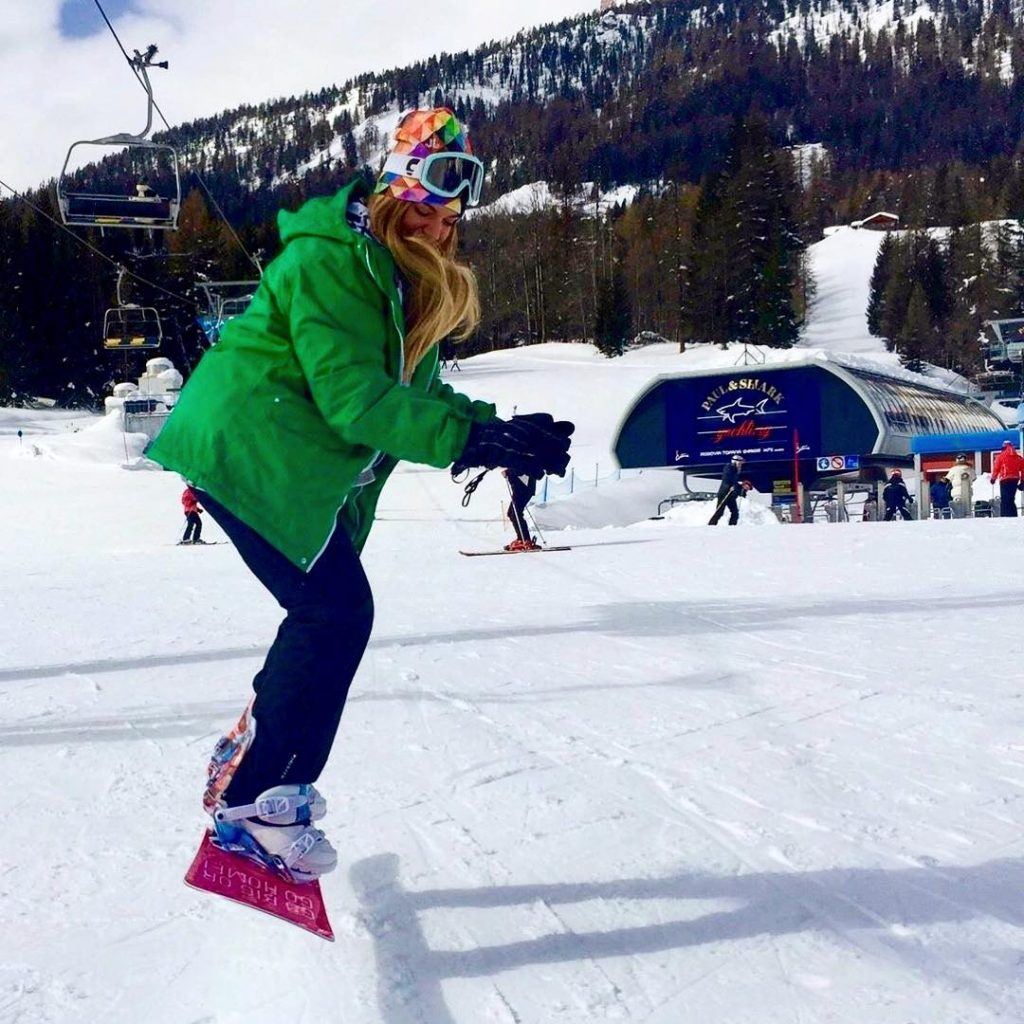Cortina d'Ampezzo - Ski area Socrepes - Credits: karinpugnaloni