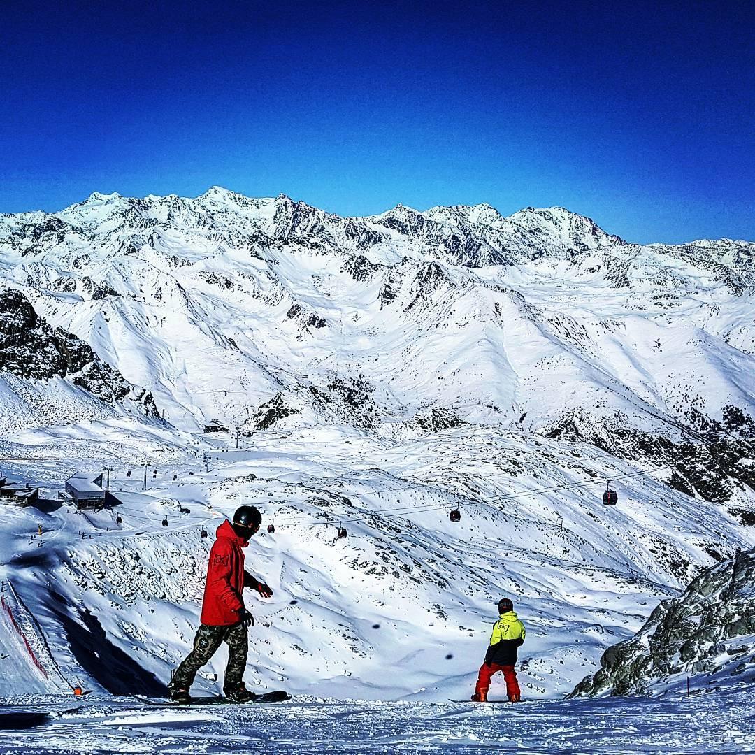 Ghiacciaio Presena - Adamello ski - Credits: lucafissa