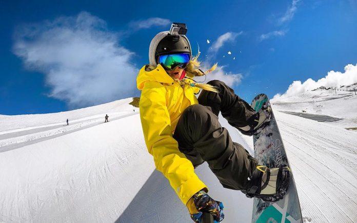 La storia dello snowboard - Credits Gopro_group