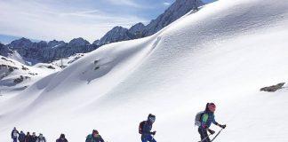 Sci escursionismo - Photo Credits: jael_compagnoni