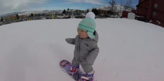 Snowboarder giovane - Photo Credits: springfieldnewssun