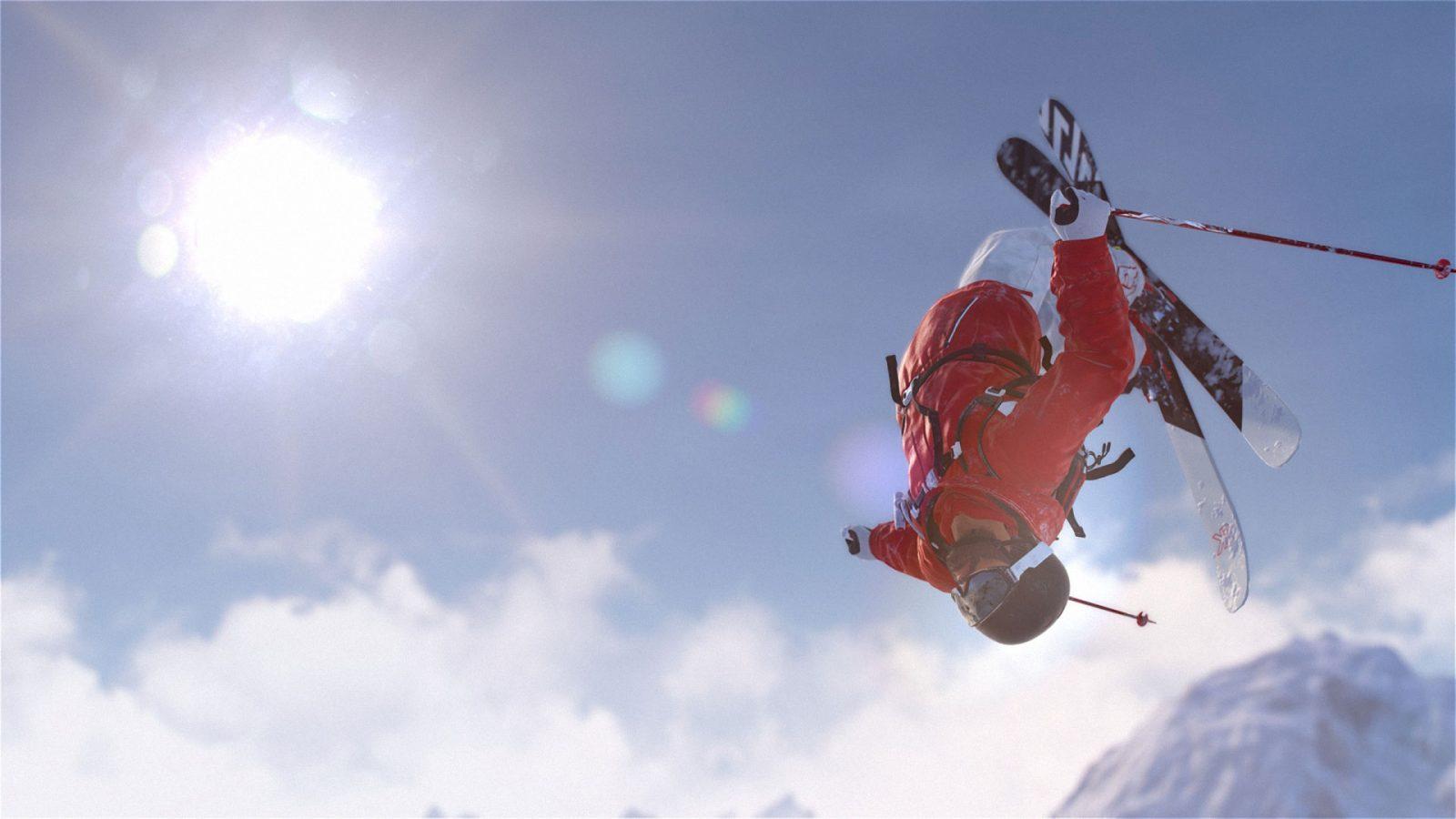 Steep Ski - Photo Credits Ubisoft