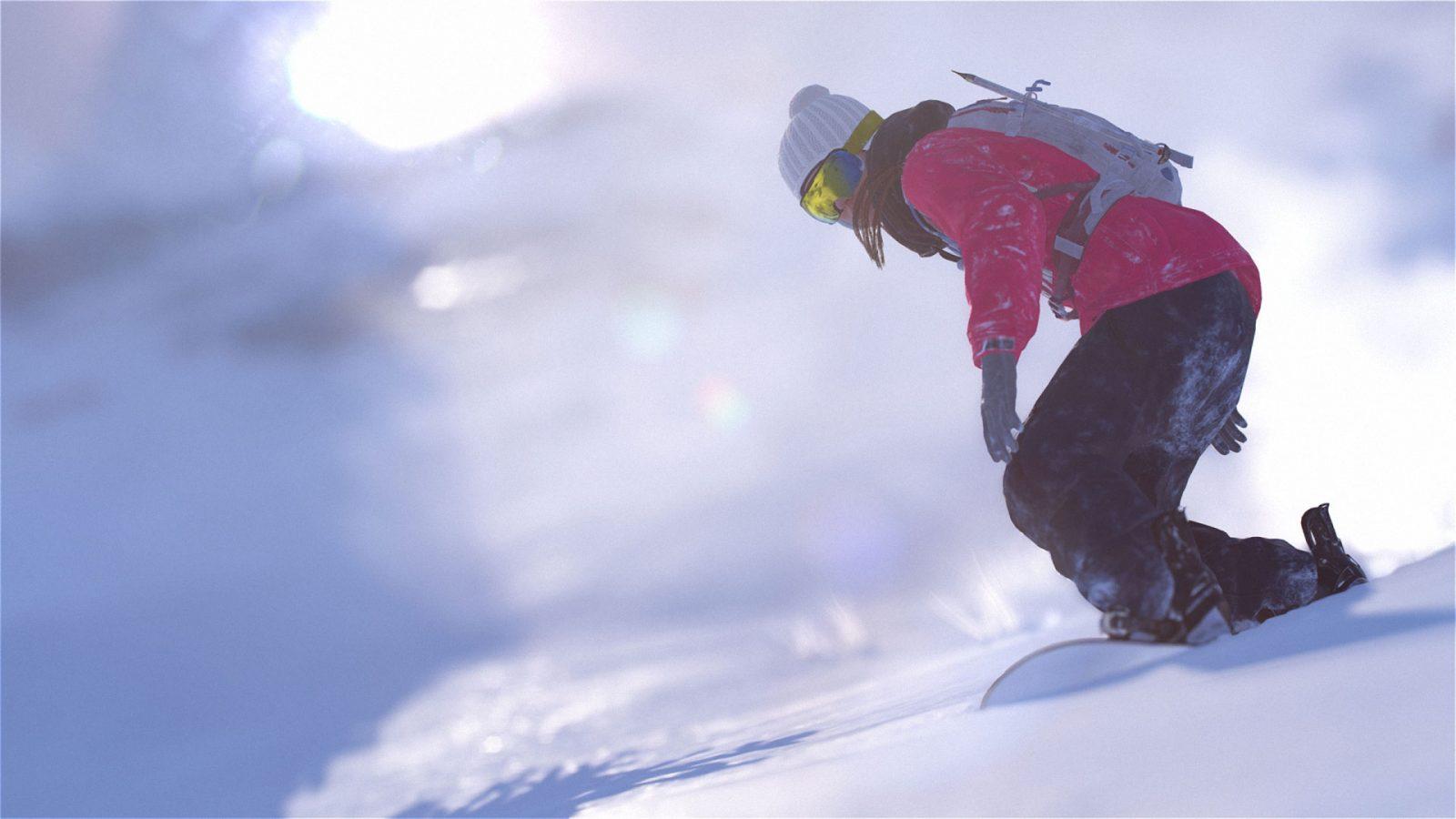 Steep Snowboard - Photo Credits Ubisoft