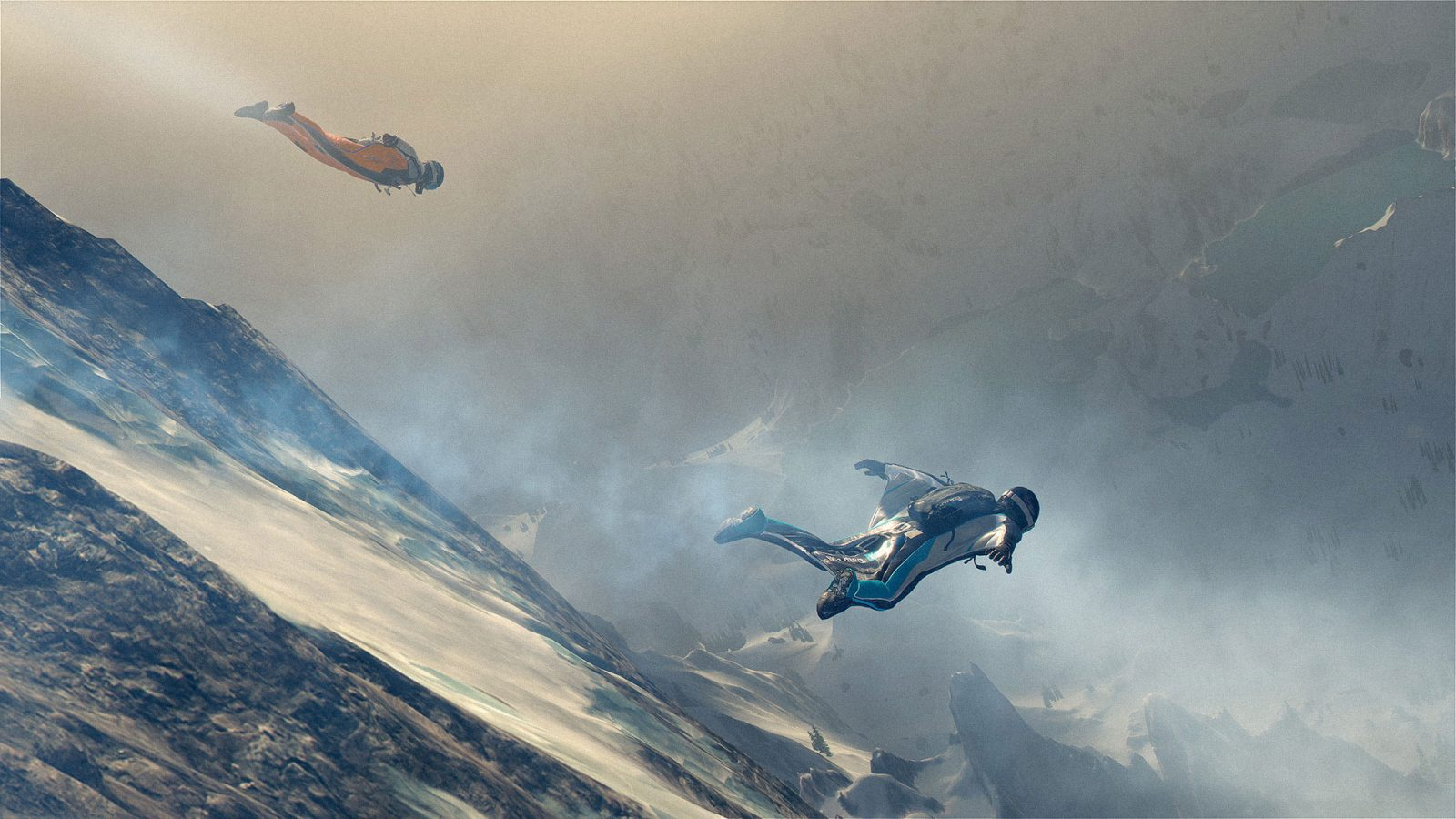 Steep Tuta alare - Photo Credits Ubisoft