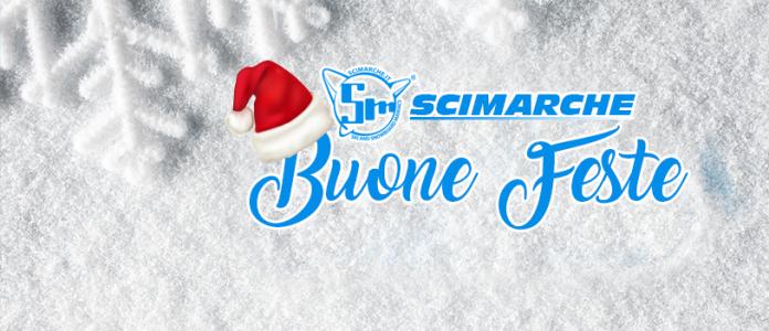Auguri di Buon Natale e Felice Anno Nuovo da tutto lo staff di Scimarche.it