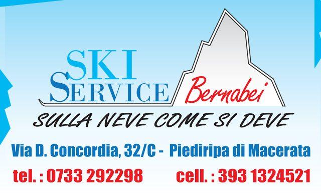 Ski Service Bernabei - Piediripa di Macerata - trattamenti professionali per sci e snowboard