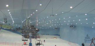 Sciare a Dubai negli Emirati Arabi Uniti