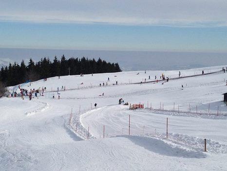 Ski Area Eremo Monte Carpegna - Credits: Eremo Monte Carpegna