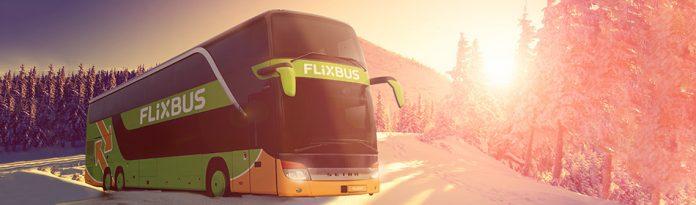 Flixbus collega con bus low cost le stazioni sciistiche del Trentino