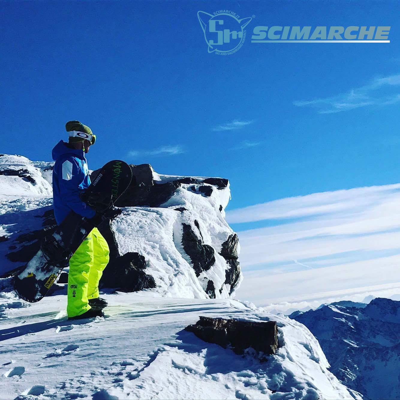 La foto del giorno scattata in Val Senales da Manuel Contigiani