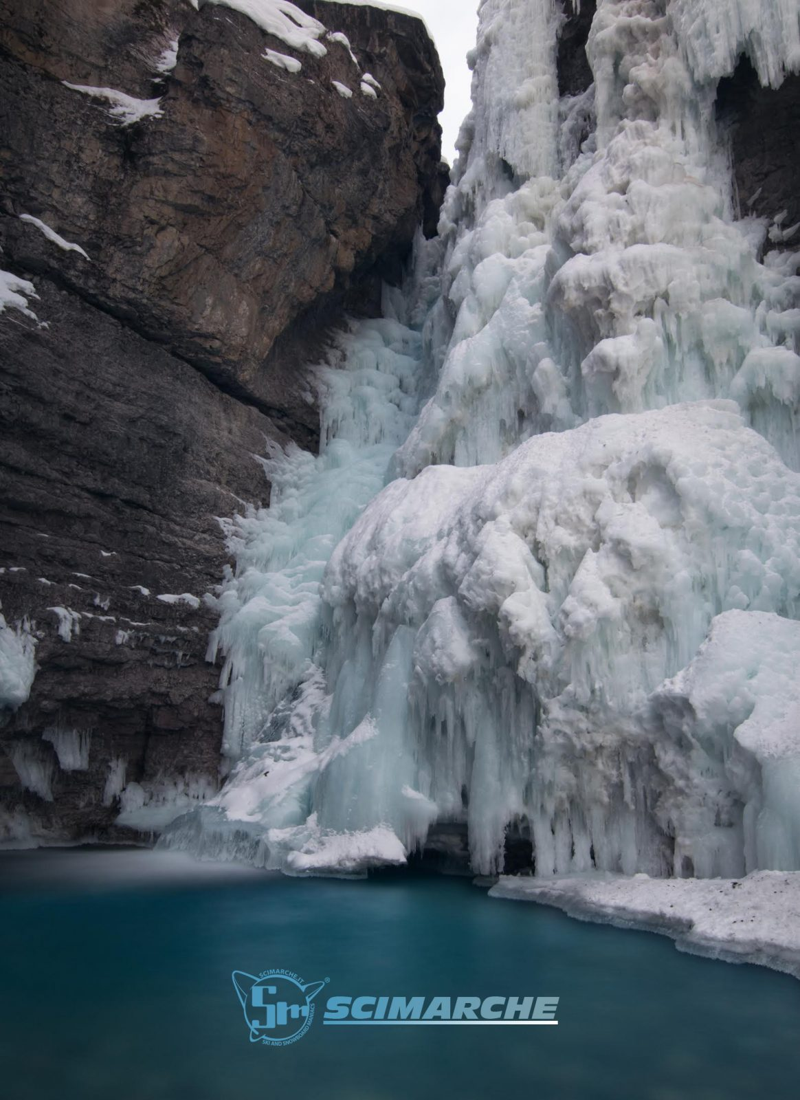 Johnston Canyon - Canada - Credits Gianluca Iacopini