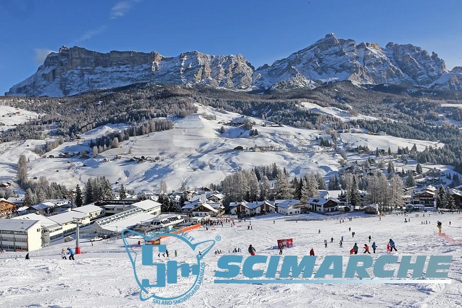 La villa la crusc lavarela - sciare in Alta Badia - Trentino Alto Adige
