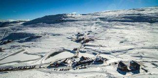 Sci estivo a Lesotho in Africa