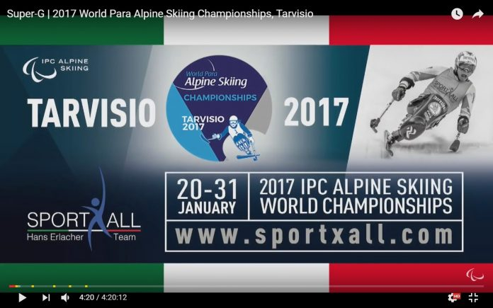 Mondiali sci paralimpico Tarvisio 2017