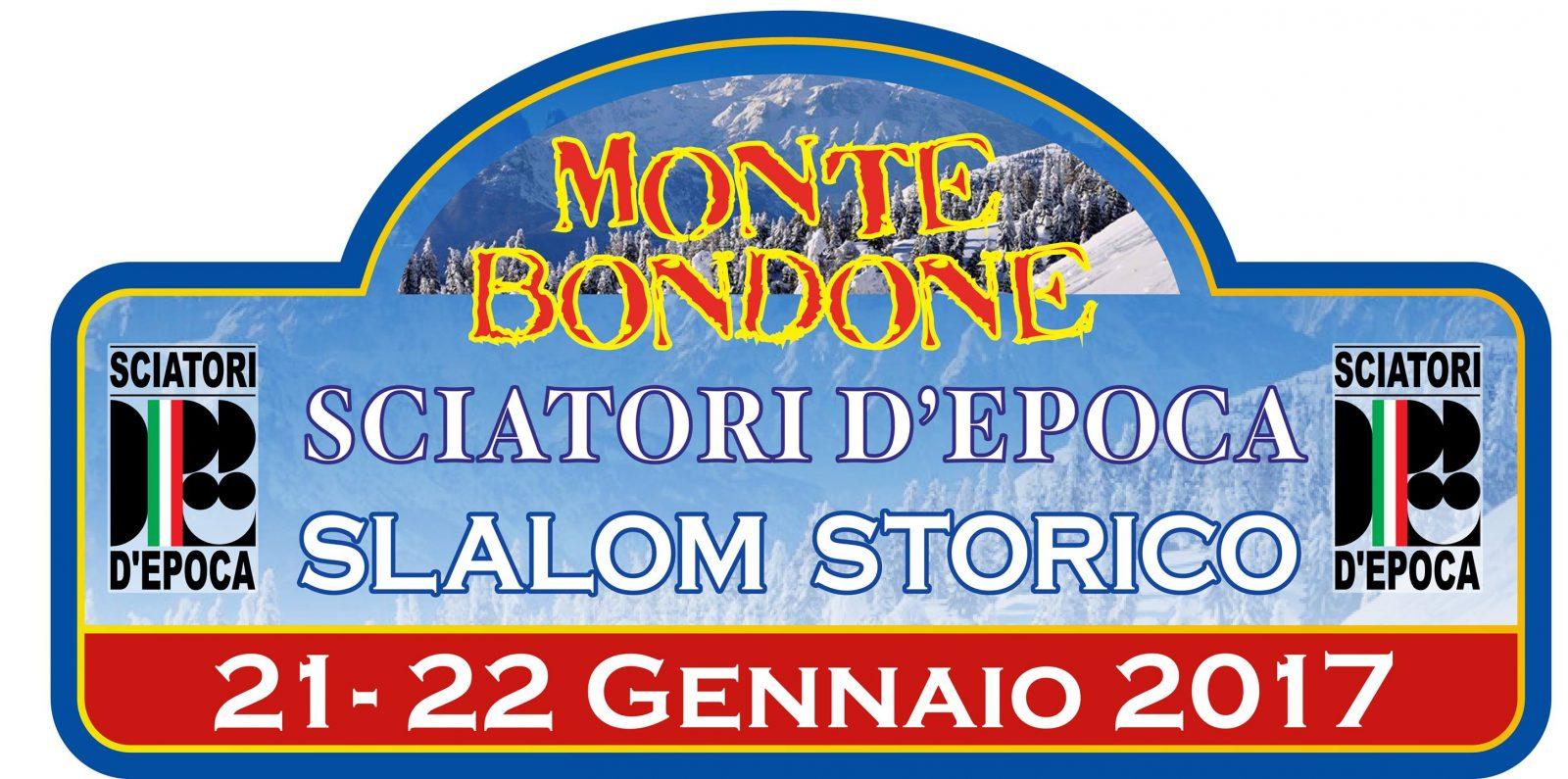 Monte Bondone - Trentino - slalom storico vintage con sciatori d'epoca 2017 - Credits Sciatori d'Epoca Monte Bondone