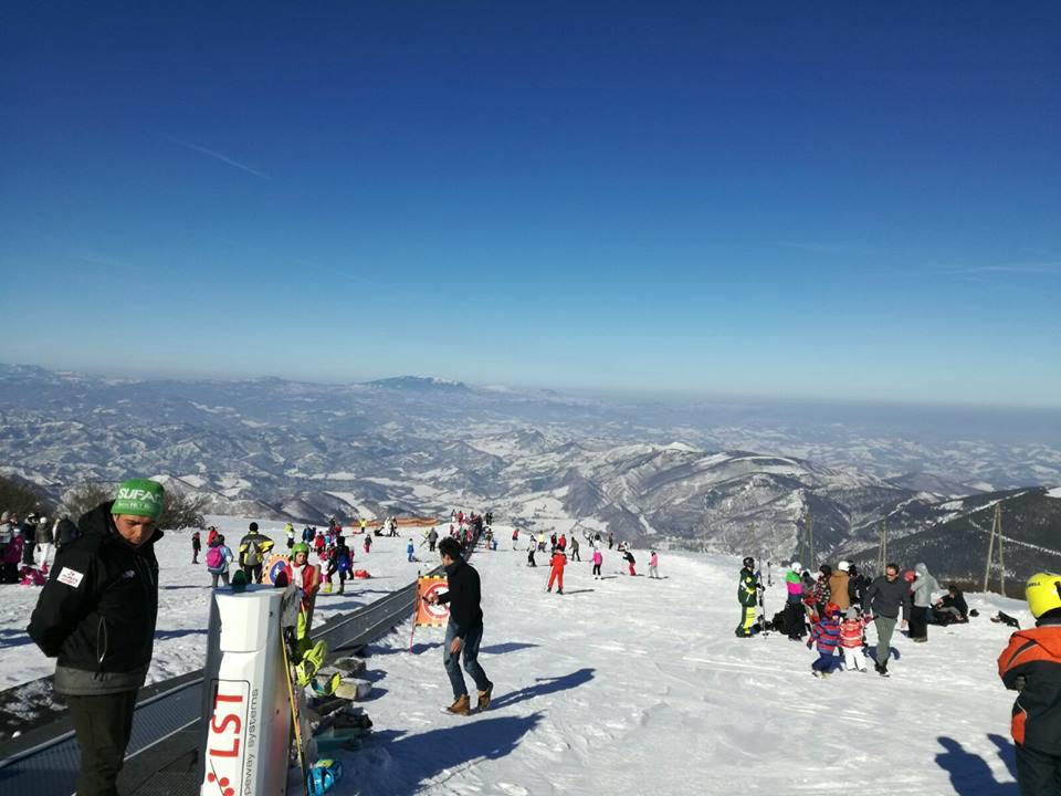 Skiarea Sciovie Monte Nerone - Credits: Sciovie Monte Nerone