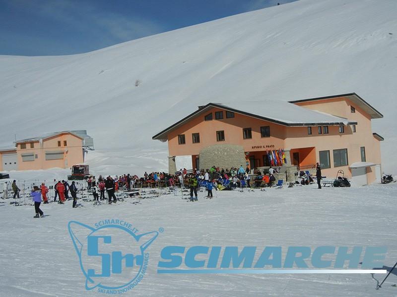 Monte Pratello - sciare a Roccaraso - Abruzzo