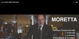 La ricetta della Moretta (Moretta di Fano o Moretta Fanese), Caffè, Rum Fantasia Varnelli, Brandy e Varnelli
