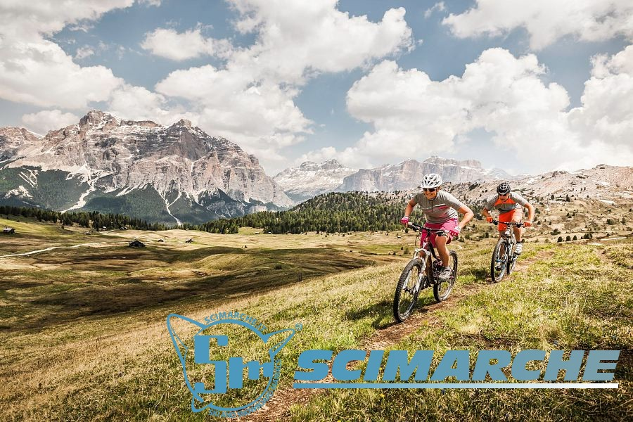 Mountain bike - Alta Badia - Trentino Alto Adige